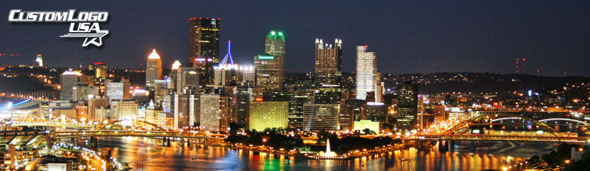 Custom T-Shirts, Apparel and Promotional Products: Pittsburgh, Pennsylvania