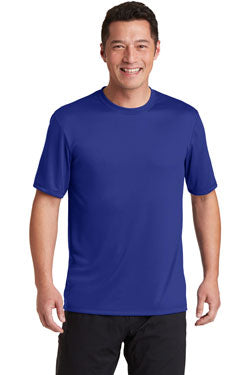 Custom Hanes Cool DRI Performance T-Shirt with logo