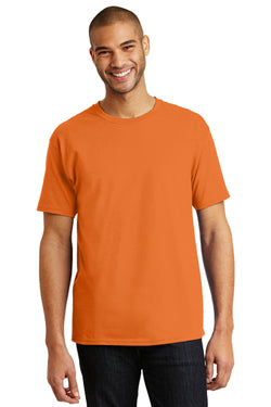 Custom Hanes Tagless T-Shirt with logo