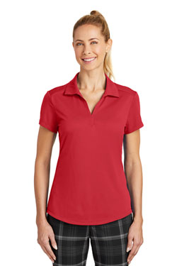 Nike Ladies Dri-FIT Legacy Polo With Logo