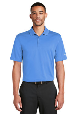 Nike Dri-FIT Players Polo with Flat Knit Collar With Logo