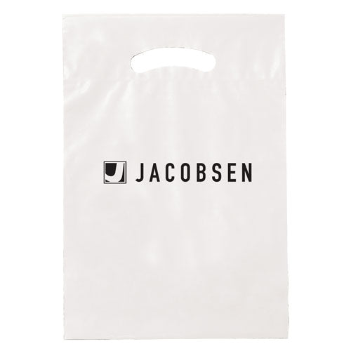 Clear Custom Promotional Plastic Bag