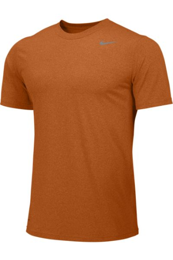 Desert Orange Custom Nike Dri-FIT T-Shirt