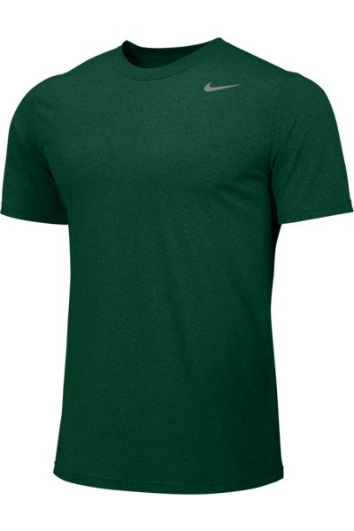 Gorge Green Custom Nike Dri-FIT T-Shirt