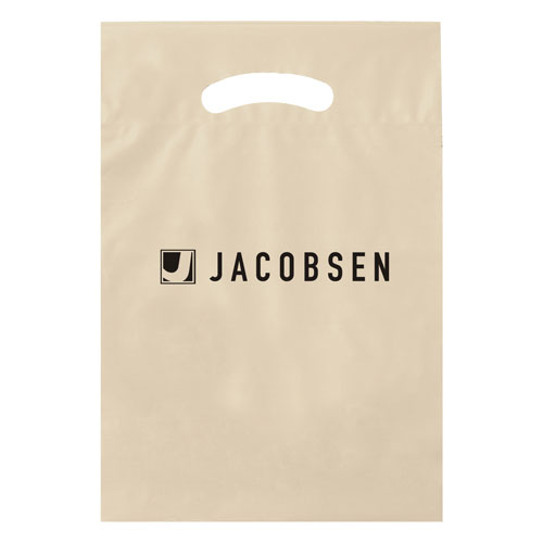 Ivory Custom Promotional Plastic Bag