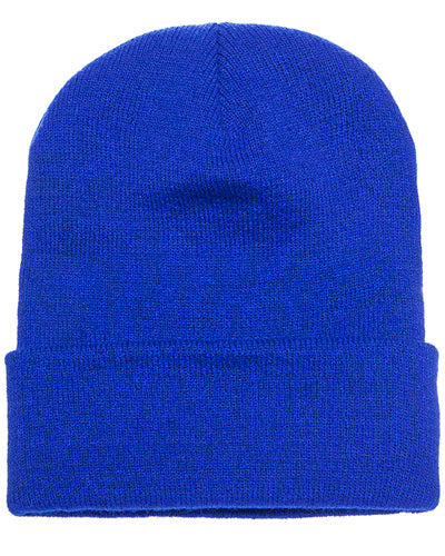Royal Custom Yupoong Knit Cap