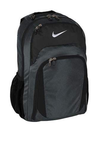 Anthracite/Black Nike Performance Backpack