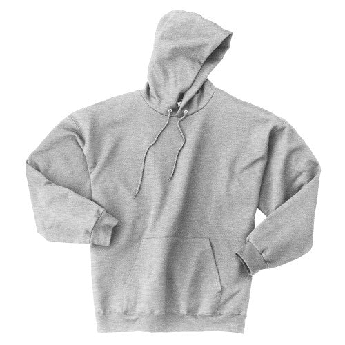 Ash Custom Hanes Hooded Sweatshirt