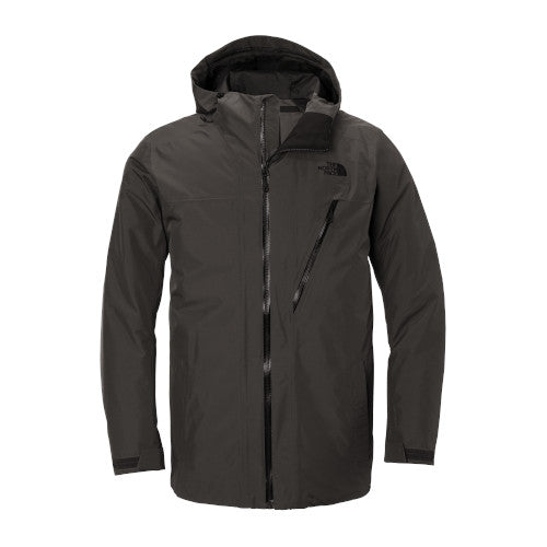 Asphalt Grey The North Face Ascendent Insulated Jacket
