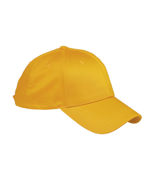Athletic Gold Custom Structured Embroidered Hat