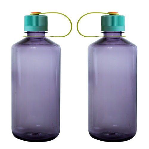 Aubergine Custom Nalgene 32oz Narrow Mouth Bottle