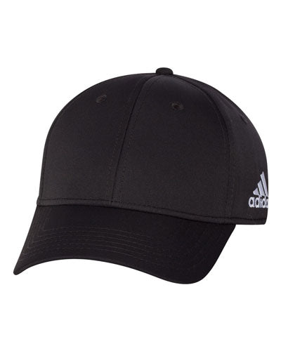 Black Custom Adidas - Core Performance Max Cap