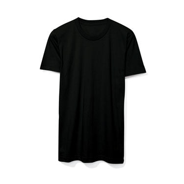 Black Custom American Apparel T-Shirt