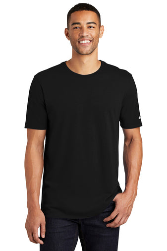 Custom Nike Cotton T-Shirt with logo