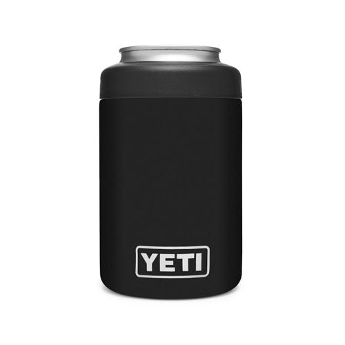 Black Custom YETI Rambler Colster Can Holder Standard