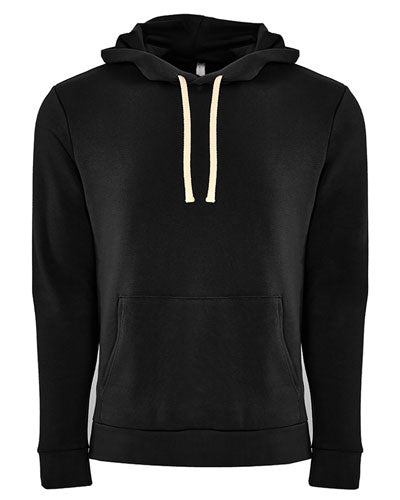 Black Custom Next Level Unisex Pullover Hood