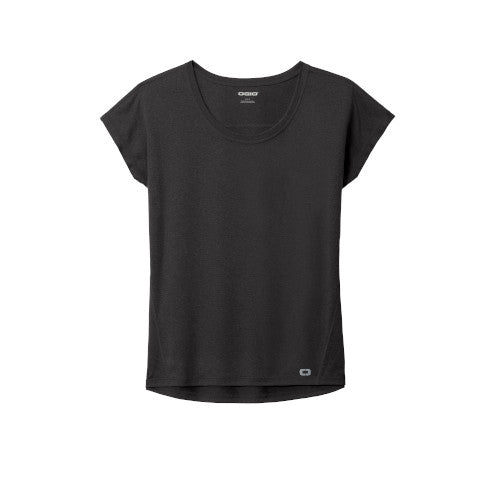Blacktop Custom Ogio Endurance Ladies Pulse Dolman Tee