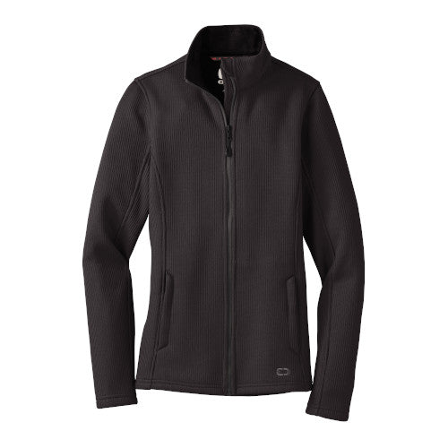 OGIO Ladies Grit Fleece Jacket