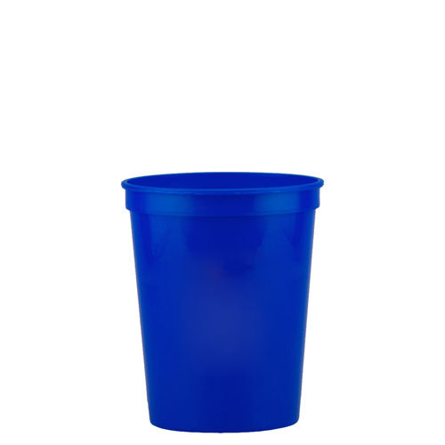 Blue Custom Stadium Cup 16oz
