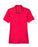 Cardinal Red Ladies Dry Wicking Polo With Logo