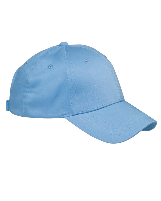 Carolina Blue Custom Structured Embroidered Hat