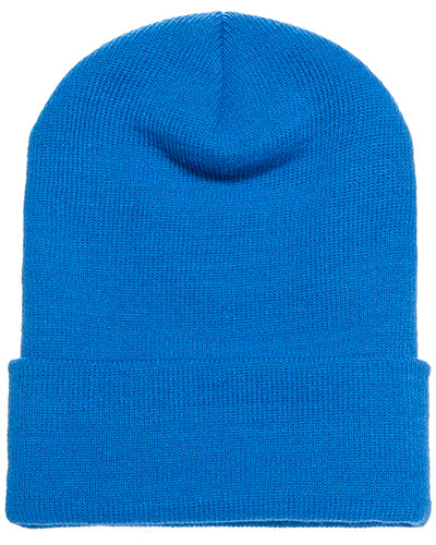Carolina Blue Custom Yupoong Knit Cap