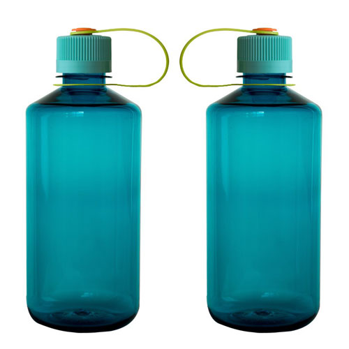 Cerulean Custom Nalgene 32oz Narrow Mouth Bottle