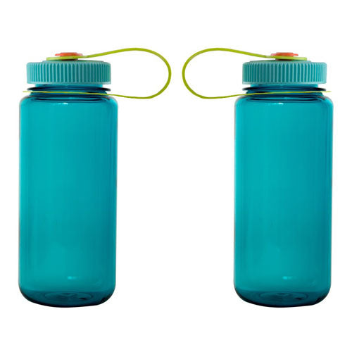 Cerulean Custom Nalgene 16oz Wide Mouth Bottle