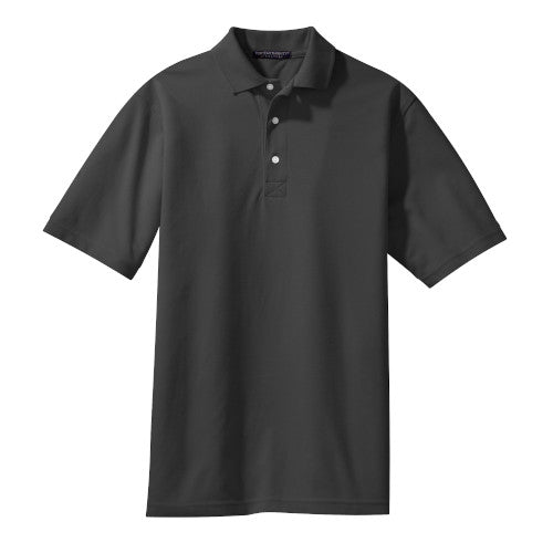 Charocal Rapid Dry Polo With Logo