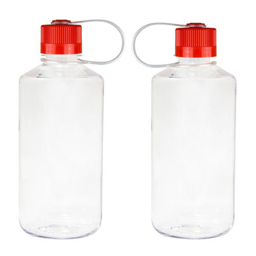 Clear Custom Nalgene 32oz Narrow Mouth Bottle