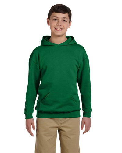 Clover Custom Jerzees Youth Hooded Sweatshirt