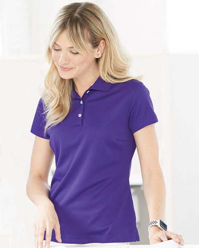 Custom Adidas Womens Basic Polo
