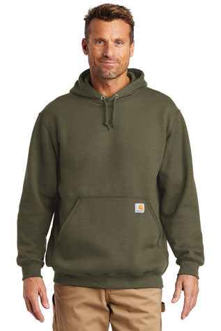 Custom Carhartt Hooded Sweatshirt with logo
