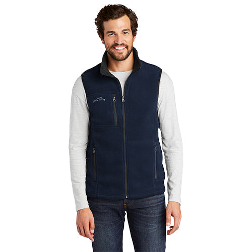 Custom Eddie Bauer Fleece Vest
