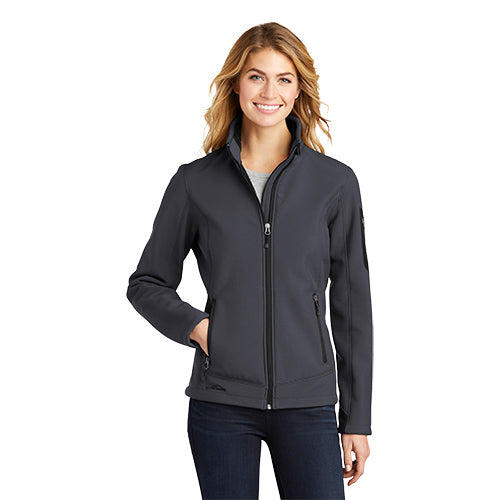 Eddie Bauer Ladies Rugged Ripstop Soft Shell Jacket