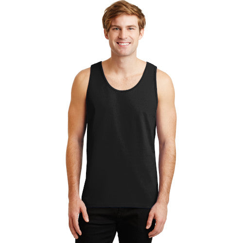 Custom Gildan Tank Top with logo