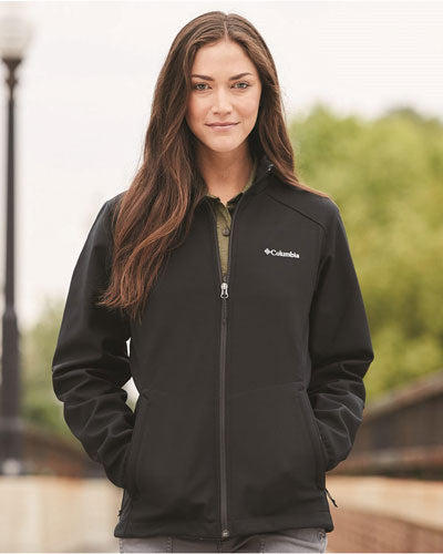 Custom Columbia Women's Kruser Ridge Softshell Jacket