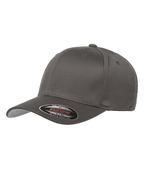 Dark Grey Custom Yupoong Flexfit Cap Hat