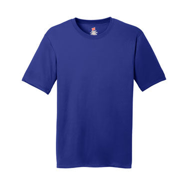 Deep Royal Custom Hanes Cool DRI Performance T-Shirt