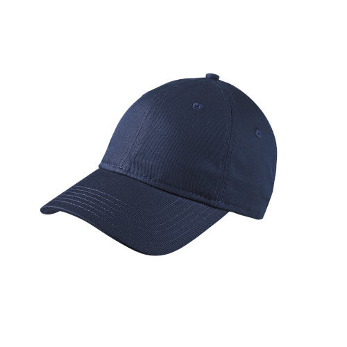 Deep Navy Custom New Era Adjustable Unstructured Cap