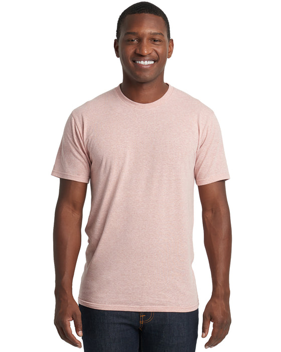 Desert Pink Custom Next Level TriBlend T-Shirt