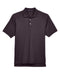 Espresso Devon & Jones Pima Pique Polo With Logo