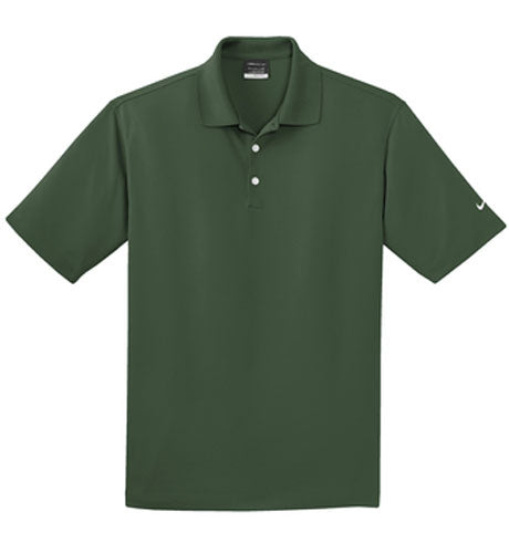 Fir Nike Dri-FIT Micro Pique Polo With Logo