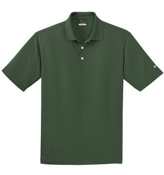Fir Nike Tall Dri-FIT Micro Pique Polo With Logo