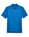 French Blue Custom Devon & Jones Pima Pique Polo With Logo