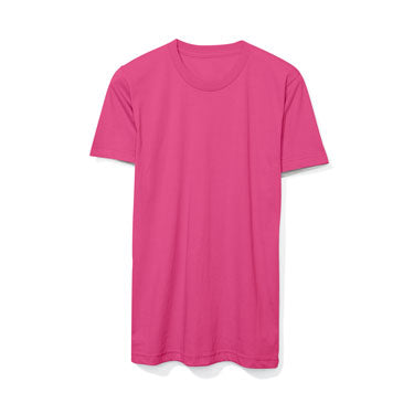 Fuchsia Custom American Apparel T-Shirt