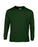Forest Green Custom Gildan Long Sleeve T-Shirt