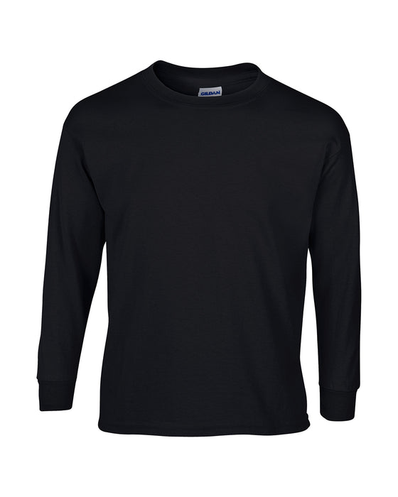 Black Custom Gildan Long Sleeve T-Shirt