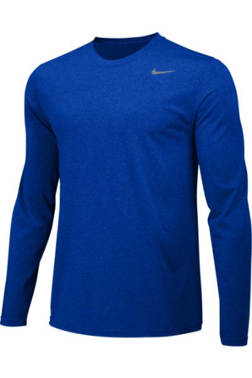 Game Royal Custom Nike Dri-FIT Long Sleeve T-Shirt
