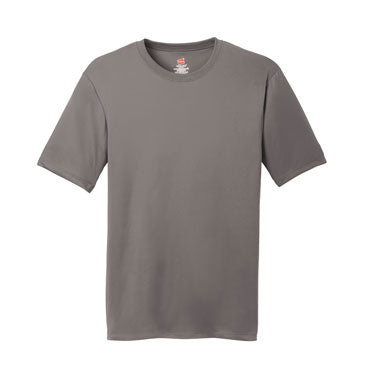 Graphite Custom Hanes Cool DRI Performance T-Shirt
